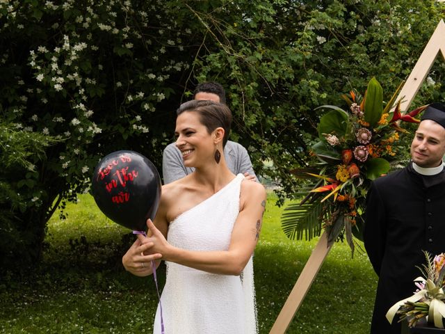 Il matrimonio di Riccardo e Francesca a Strigno, Trento 53