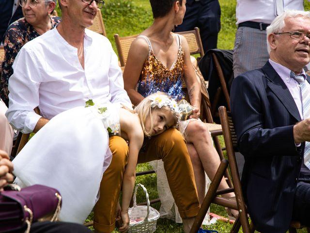 Il matrimonio di Riccardo e Francesca a Strigno, Trento 60