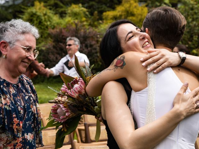 Il matrimonio di Riccardo e Francesca a Strigno, Trento 64