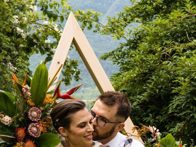 Il matrimonio di Riccardo e Francesca a Strigno, Trento 67