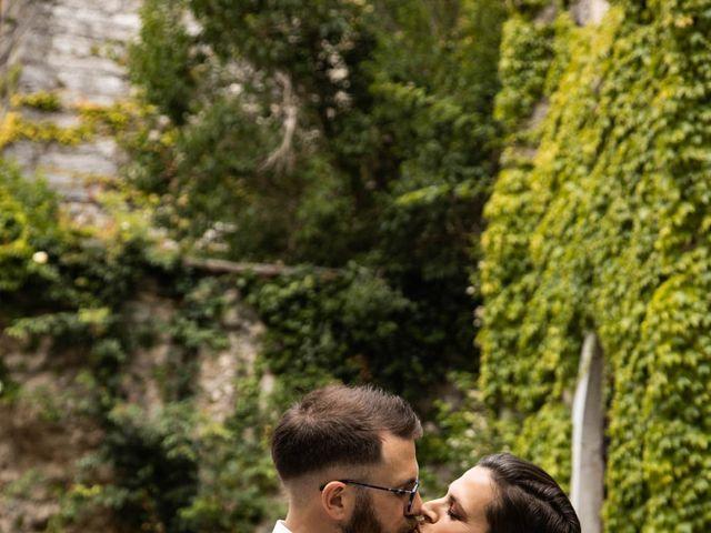 Il matrimonio di Riccardo e Francesca a Strigno, Trento 76