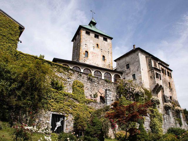 Il matrimonio di Riccardo e Francesca a Strigno, Trento 2