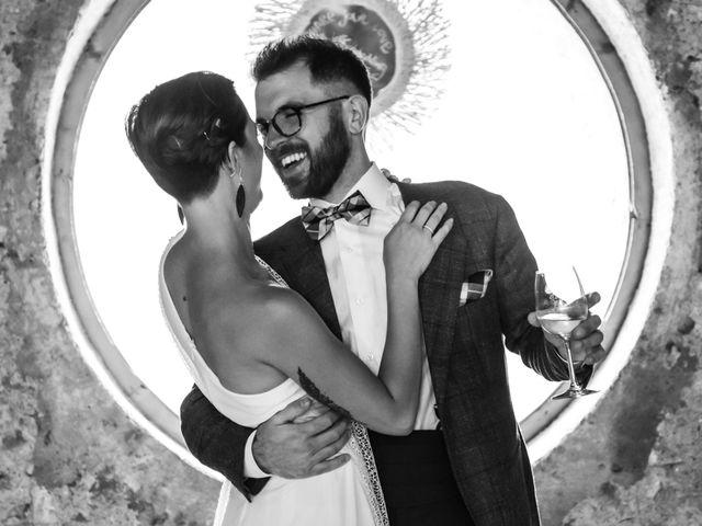 Il matrimonio di Riccardo e Francesca a Strigno, Trento 85
