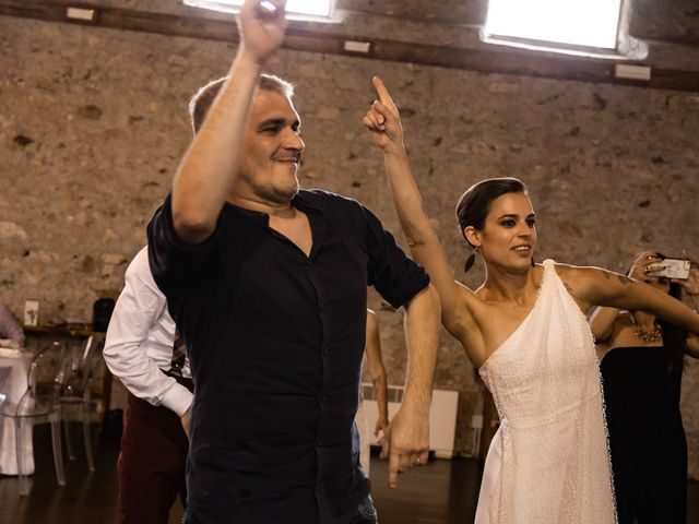 Il matrimonio di Riccardo e Francesca a Strigno, Trento 87