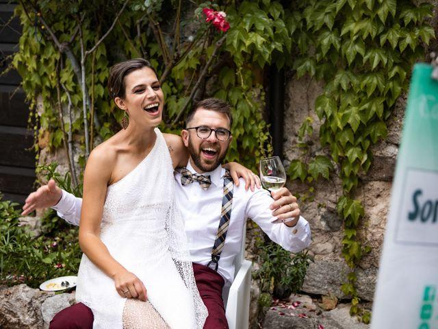 Il matrimonio di Riccardo e Francesca a Strigno, Trento 92