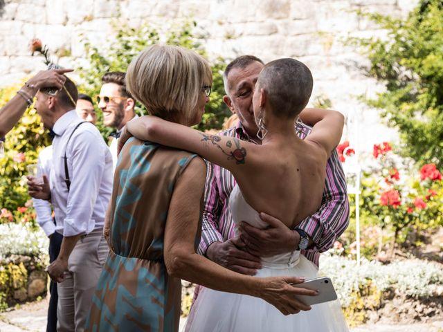 Il matrimonio di Riccardo e Francesca a Strigno, Trento 111