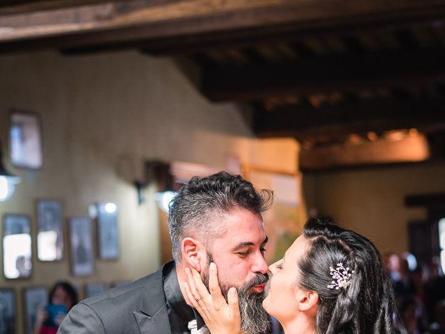 Il matrimonio di Valerio e Susanna a Masullas, Oristano 12