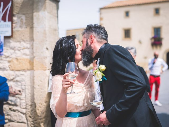Il matrimonio di Valerio e Susanna a Masullas, Oristano 15