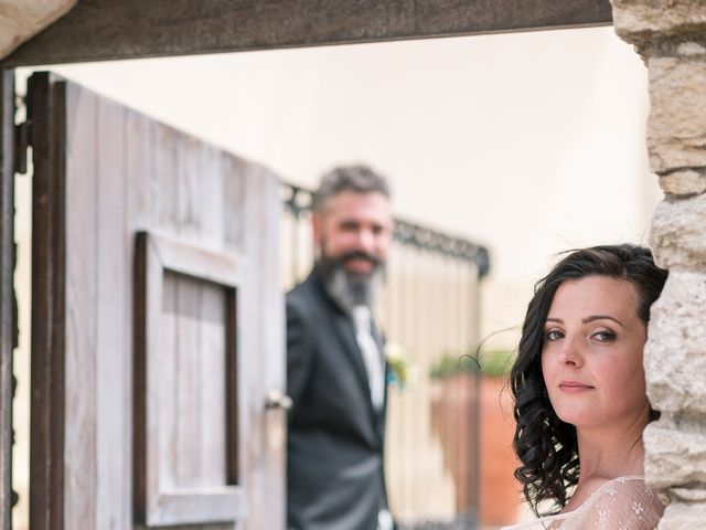 Il matrimonio di Valerio e Susanna a Masullas, Oristano 16