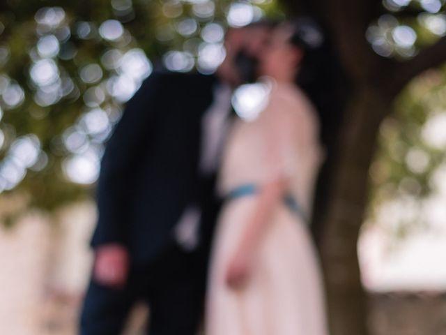 Il matrimonio di Valerio e Susanna a Masullas, Oristano 17