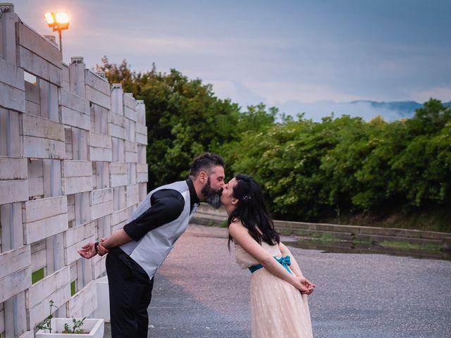 Il matrimonio di Valerio e Susanna a Masullas, Oristano 38
