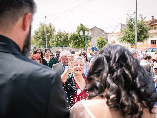 Il matrimonio di Valerio e Susanna a Masullas, Oristano 40