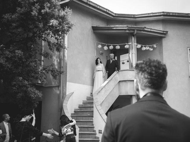 Il matrimonio di Valerio e Susanna a Masullas, Oristano 52