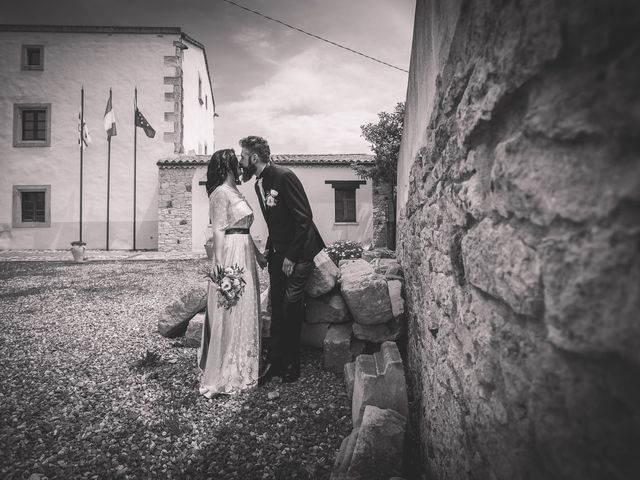 Il matrimonio di Valerio e Susanna a Masullas, Oristano 56