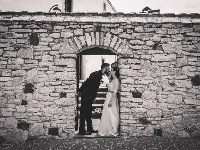 Il matrimonio di Valerio e Susanna a Masullas, Oristano 57
