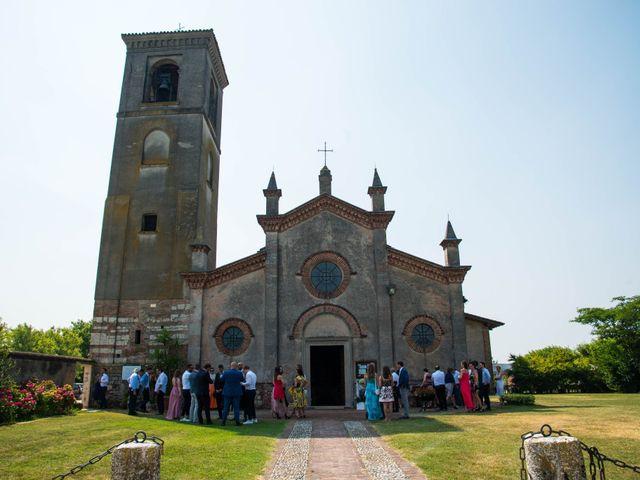 Il matrimonio di Giovanni e Simona a Dello, Brescia 15