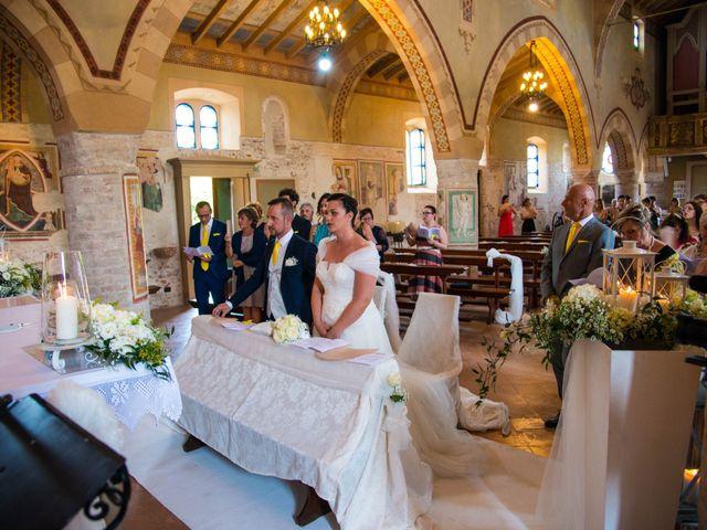 Il matrimonio di Giovanni e Simona a Dello, Brescia 20