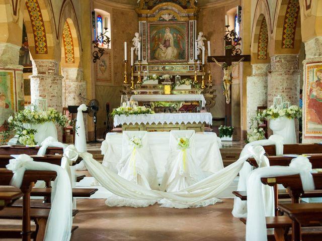 Il matrimonio di Giovanni e Simona a Dello, Brescia 22