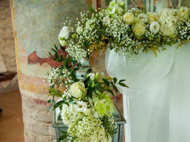 Il matrimonio di Giovanni e Simona a Dello, Brescia 23