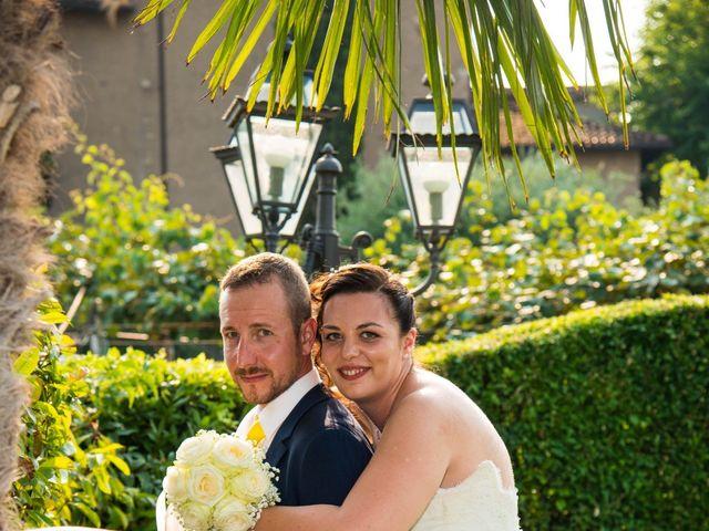 Il matrimonio di Giovanni e Simona a Dello, Brescia 32