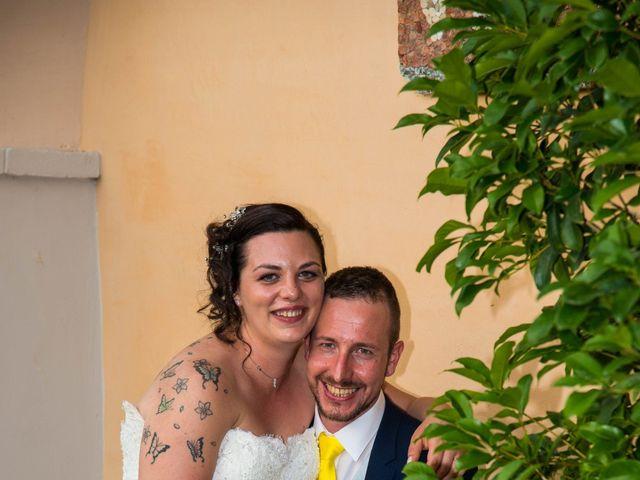 Il matrimonio di Giovanni e Simona a Dello, Brescia 40