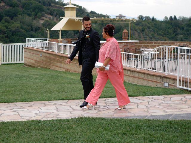 Il matrimonio di Diego e Virginia a Pisa, Pisa 10