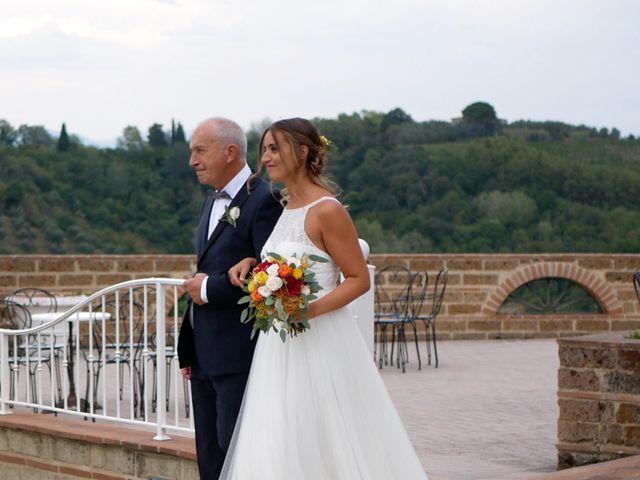 Il matrimonio di Diego e Virginia a Pisa, Pisa 12
