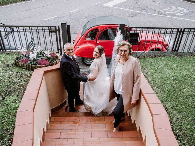 Il matrimonio di Federico e Alessandra a Villafranca di Verona, Verona 22