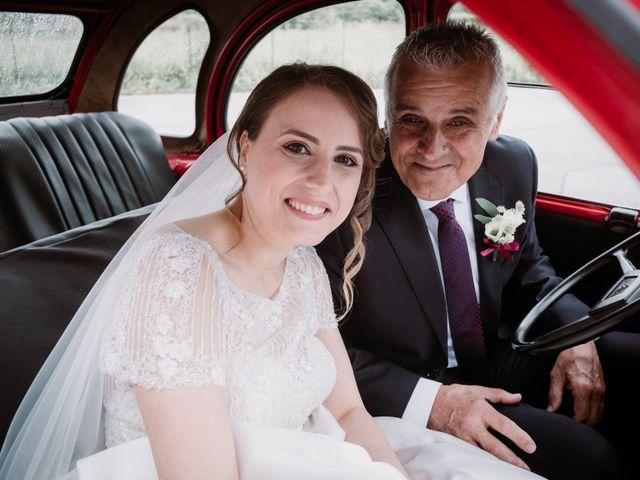 Il matrimonio di Federico e Alessandra a Villafranca di Verona, Verona 23