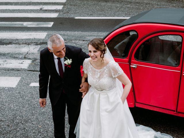 Il matrimonio di Federico e Alessandra a Villafranca di Verona, Verona 27