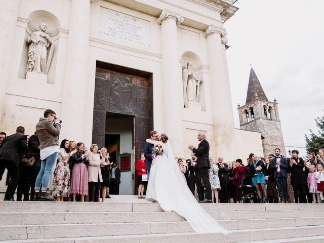 Il matrimonio di Federico e Alessandra a Villafranca di Verona, Verona 28