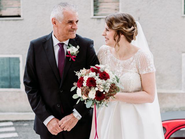 Il matrimonio di Federico e Alessandra a Villafranca di Verona, Verona 32