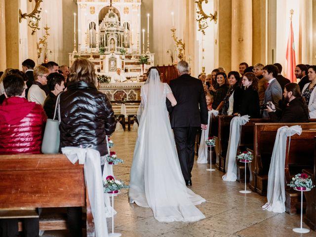 Il matrimonio di Federico e Alessandra a Villafranca di Verona, Verona 34
