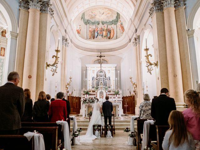 Il matrimonio di Federico e Alessandra a Villafranca di Verona, Verona 35
