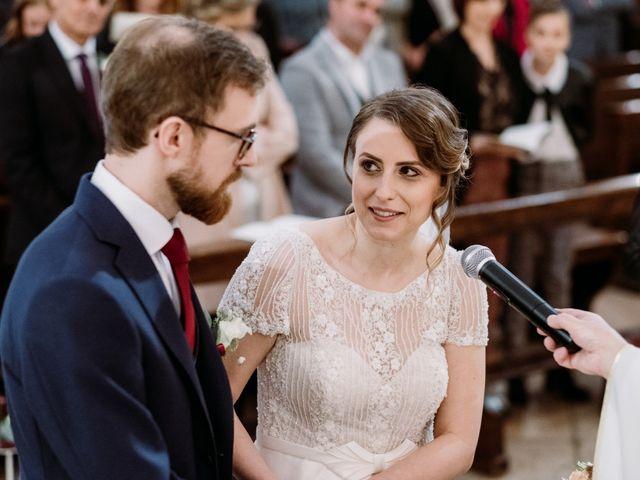 Il matrimonio di Federico e Alessandra a Villafranca di Verona, Verona 40