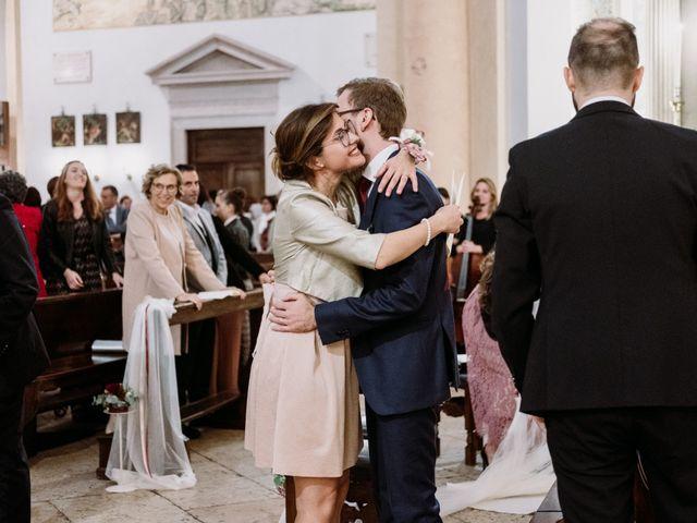 Il matrimonio di Federico e Alessandra a Villafranca di Verona, Verona 45