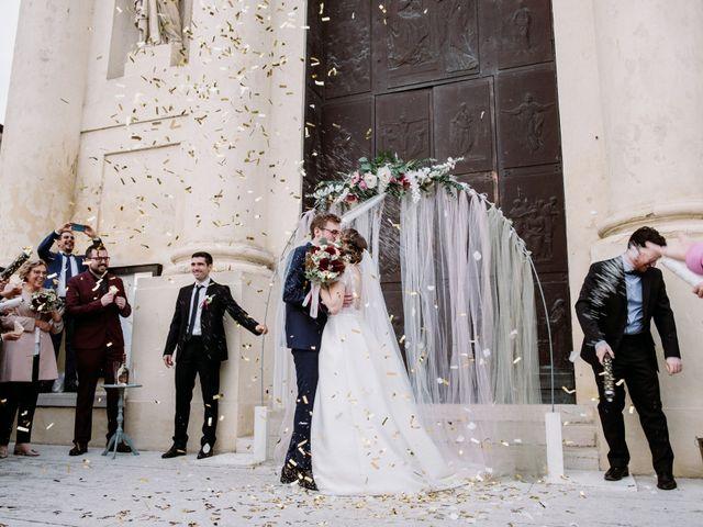Il matrimonio di Federico e Alessandra a Villafranca di Verona, Verona 48