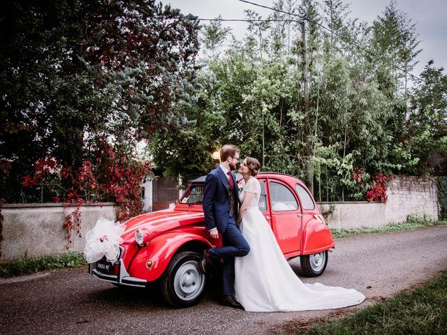 Il matrimonio di Federico e Alessandra a Villafranca di Verona, Verona 57