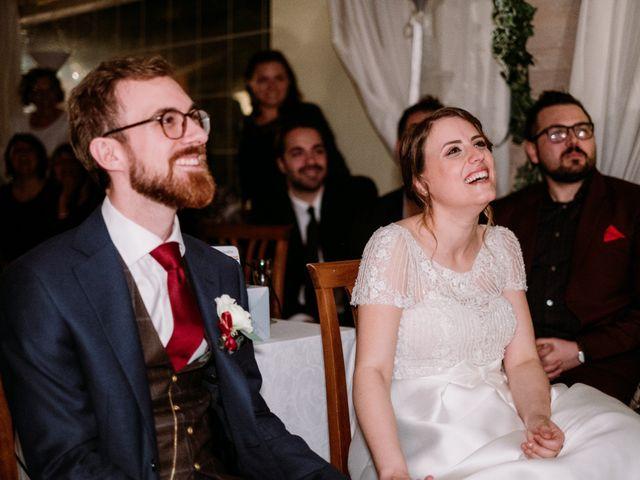 Il matrimonio di Federico e Alessandra a Villafranca di Verona, Verona 76