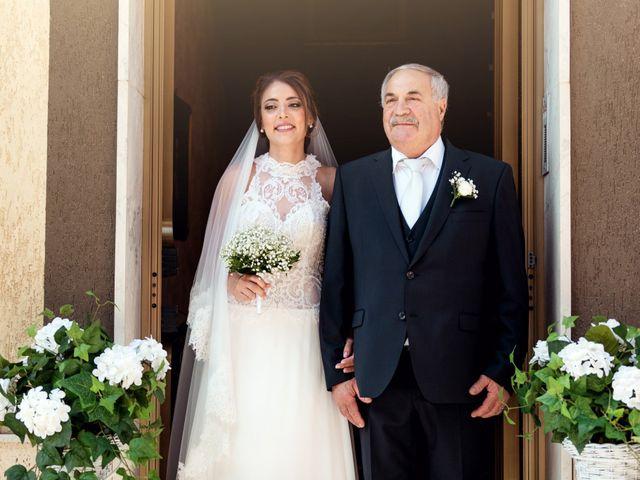 Il matrimonio di Francesco e Rosalia a Mussomeli, Caltanissetta 46