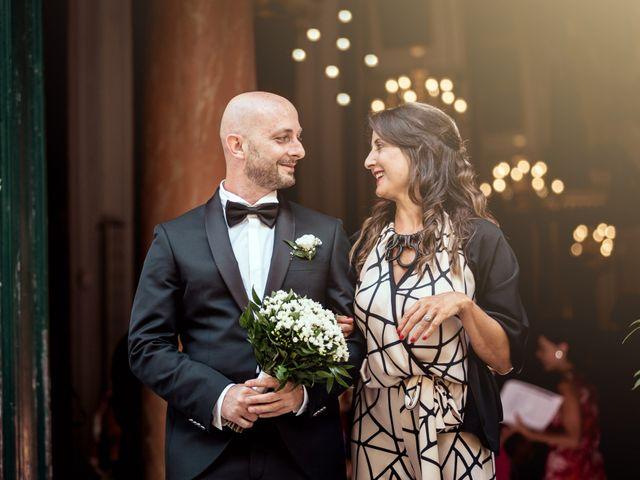 Il matrimonio di Francesco e Rosalia a Mussomeli, Caltanissetta 49