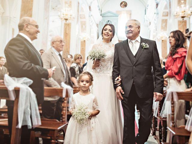 Il matrimonio di Francesco e Rosalia a Mussomeli, Caltanissetta 53