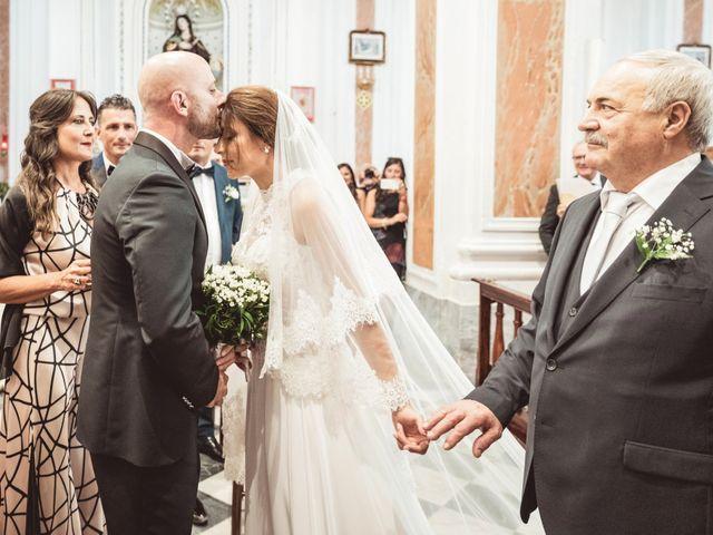 Il matrimonio di Francesco e Rosalia a Mussomeli, Caltanissetta 54