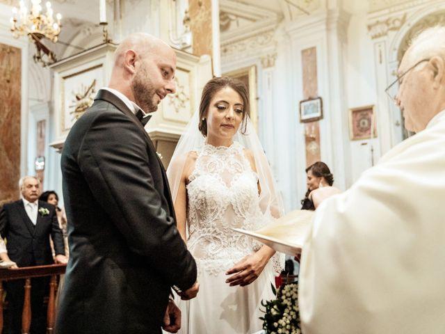 Il matrimonio di Francesco e Rosalia a Mussomeli, Caltanissetta 57