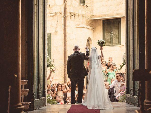 Il matrimonio di Francesco e Rosalia a Mussomeli, Caltanissetta 63
