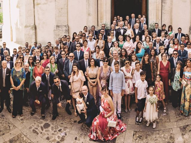 Il matrimonio di Francesco e Rosalia a Mussomeli, Caltanissetta 64