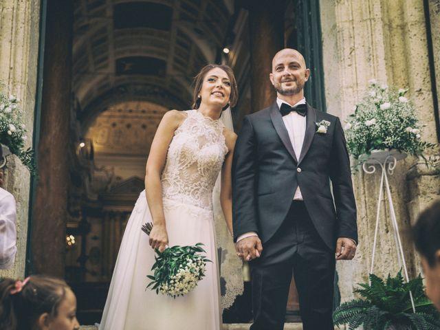 Il matrimonio di Francesco e Rosalia a Mussomeli, Caltanissetta 66