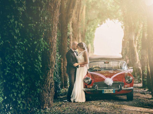 Le nozze di Rosalia e Francesco