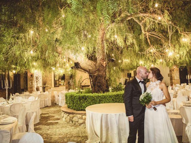 Il matrimonio di Francesco e Rosalia a Mussomeli, Caltanissetta 81