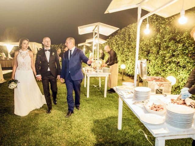 Il matrimonio di Francesco e Rosalia a Mussomeli, Caltanissetta 83